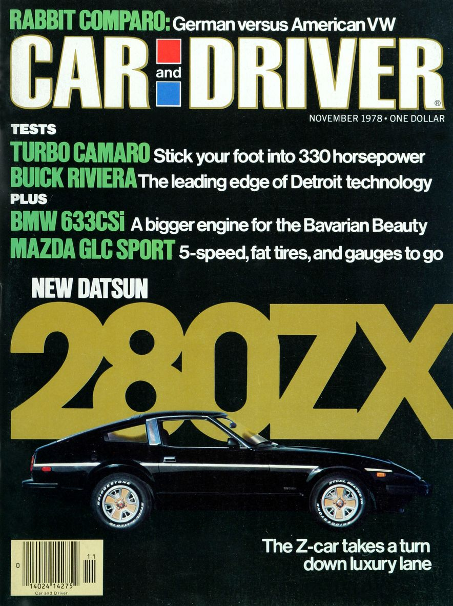 The Us Decade: The Car and Driver Covers of the 1970s - Slide 108