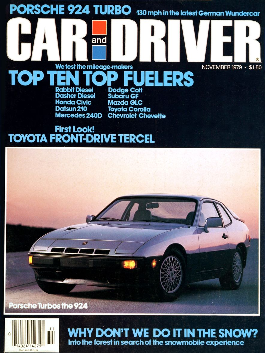 The Us Decade: The Car and Driver Covers of the 1970s - Slide 120