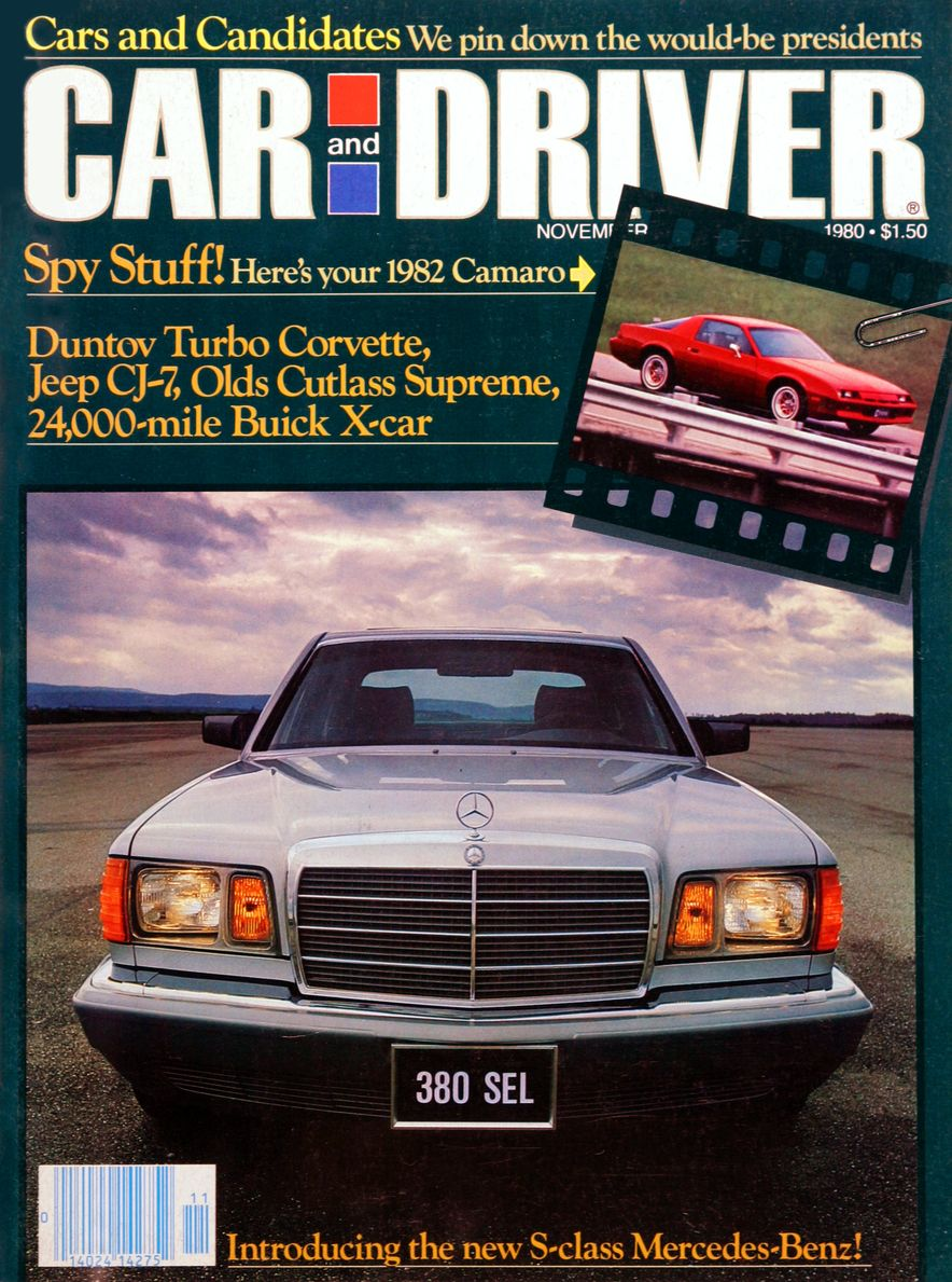 Like, Totally Rad: The Car and Driver Covers of the 1980s - Slide 12