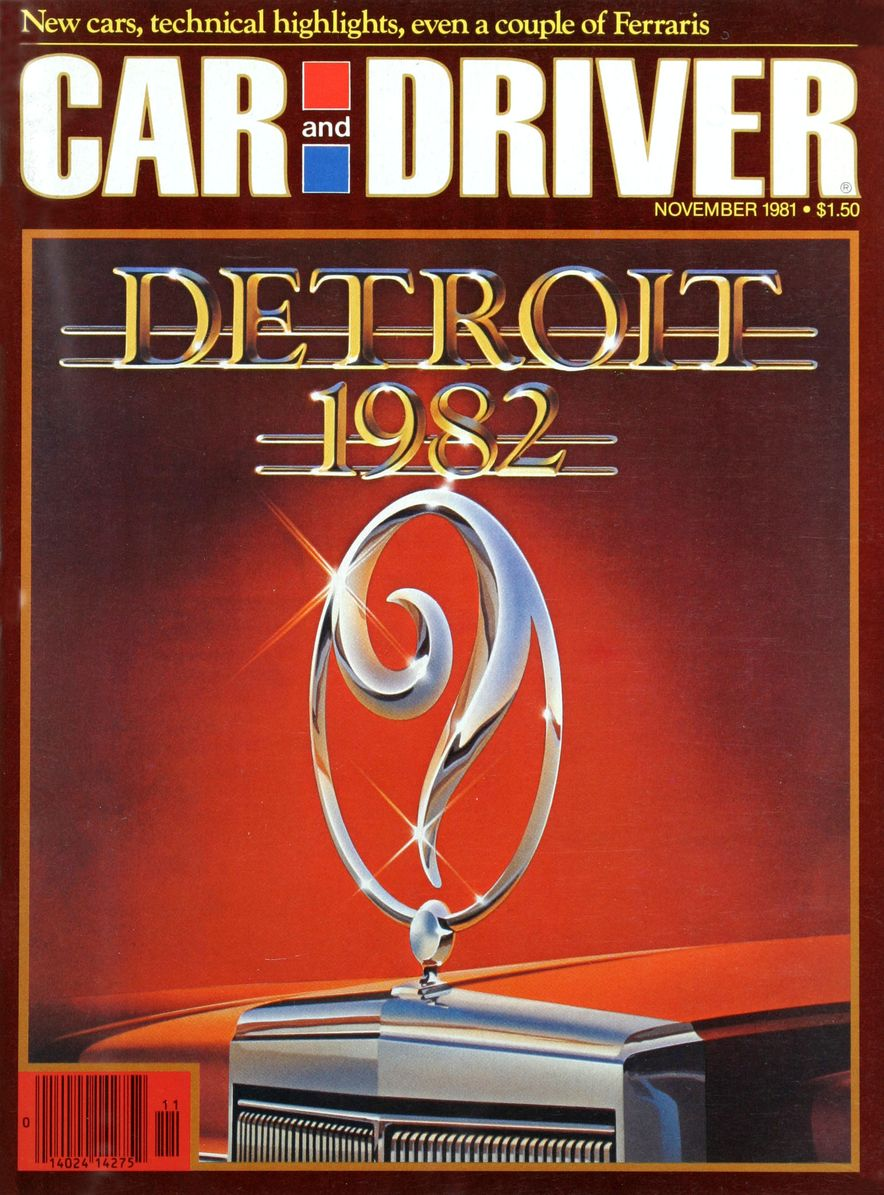 Like, Totally Rad: The Car and Driver Covers of the 1980s - Slide 24