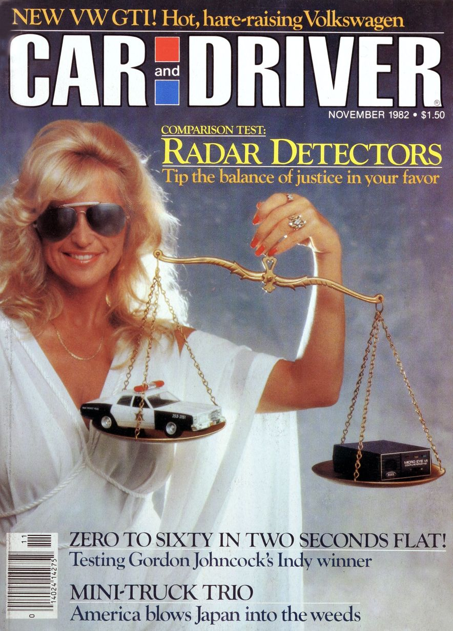 Like, Totally Rad: The Car and Driver Covers of the 1980s - Slide 36