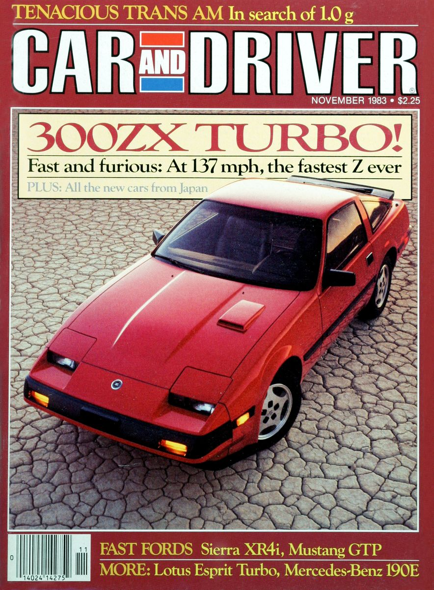 Like, Totally Rad: The Car and Driver Covers of the 1980s - Slide 48