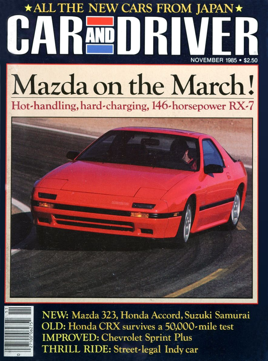 Like, Totally Rad: The Car and Driver Covers of the 1980s - Slide 72