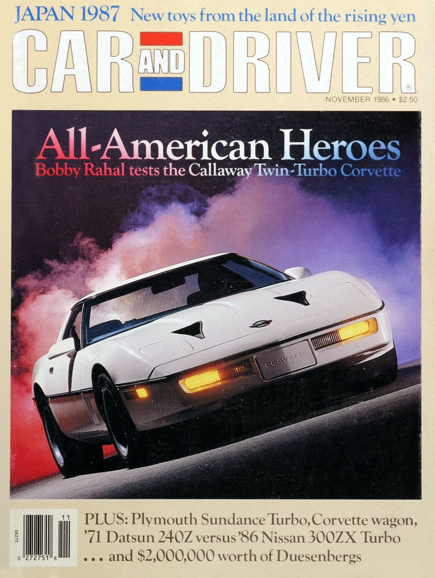Like, Totally Rad: The Car and Driver Covers of the 1980s - Slide 84