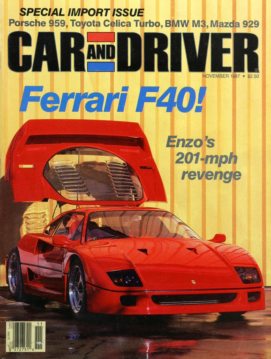 Like, Totally Rad: The Car and Driver Covers of the 1980s - Slide 96