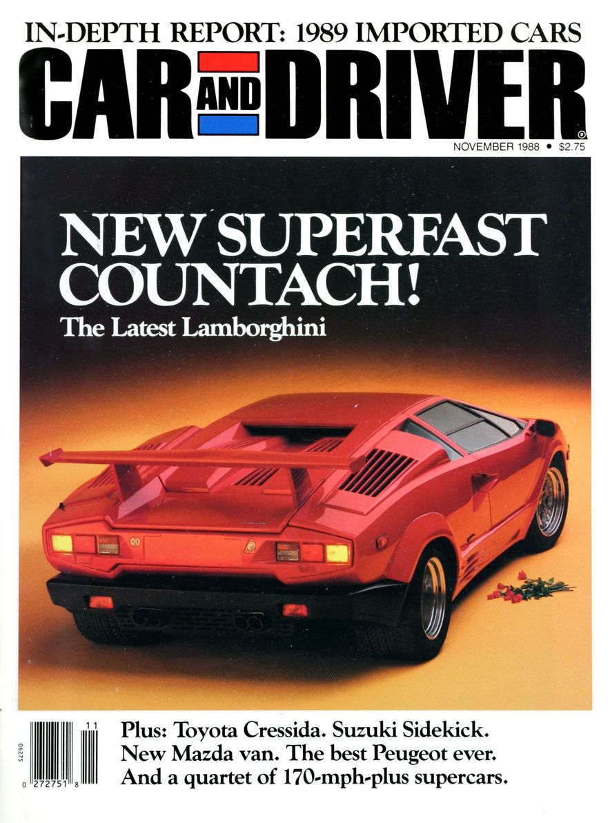 Like, Totally Rad: The Car and Driver Covers of the 1980s - Slide 108