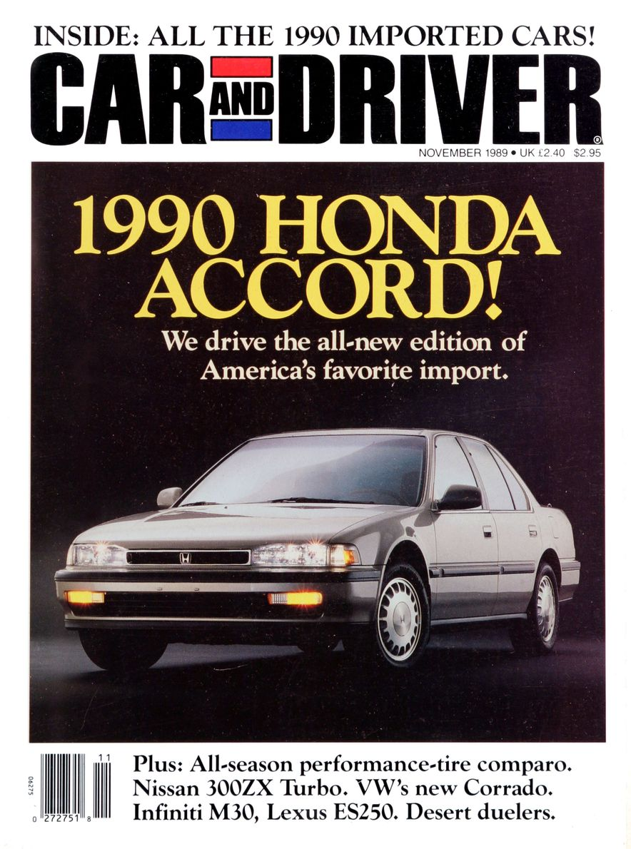 Like, Totally Rad: The Car and Driver Covers of the 1980s - Slide 120