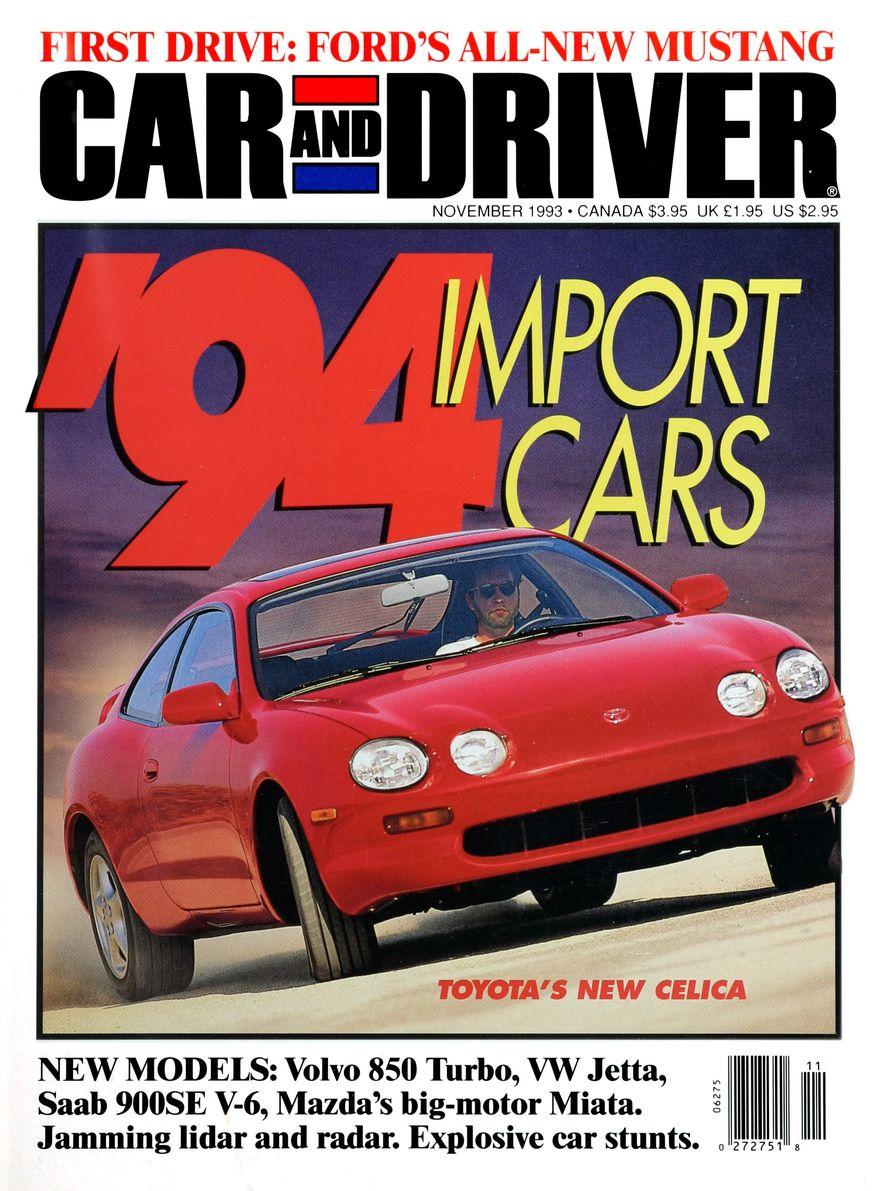 Formula C/D: The Car and Driver Covers of the 1990s - Slide 48