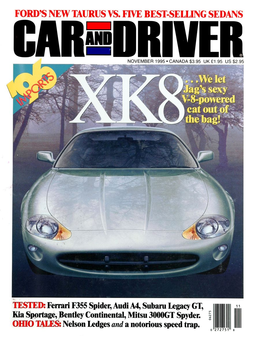 Formula C/D: The Car and Driver Covers of the 1990s - Slide 72