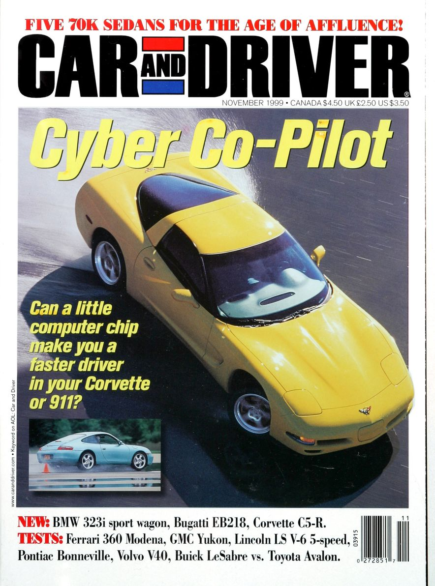Formula C/D: The Car and Driver Covers of the 1990s - Slide 120