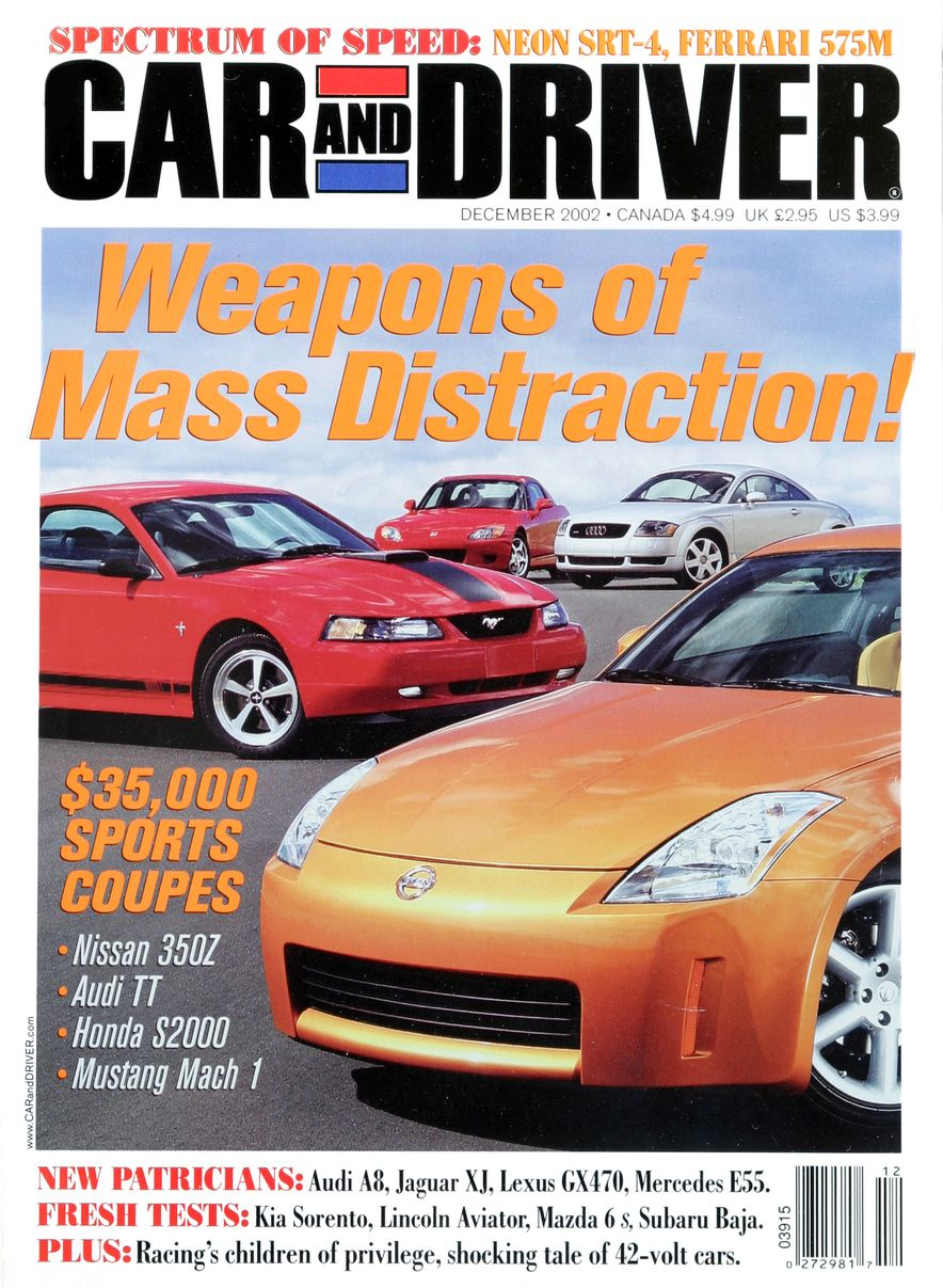 Going Millennial: The Car and Driver Covers of the 2000s and 2010s - Slide 37