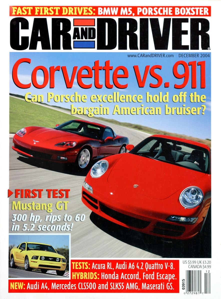 Going Millennial: The Car and Driver Covers of the 2000s and 2010s - Slide 61