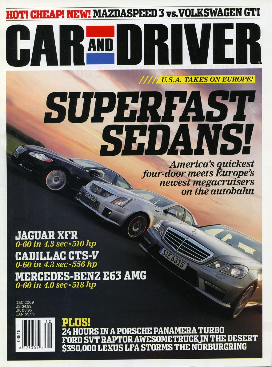 Going Millennial: The Car and Driver Covers of the 2000s and 2010s - Slide 121