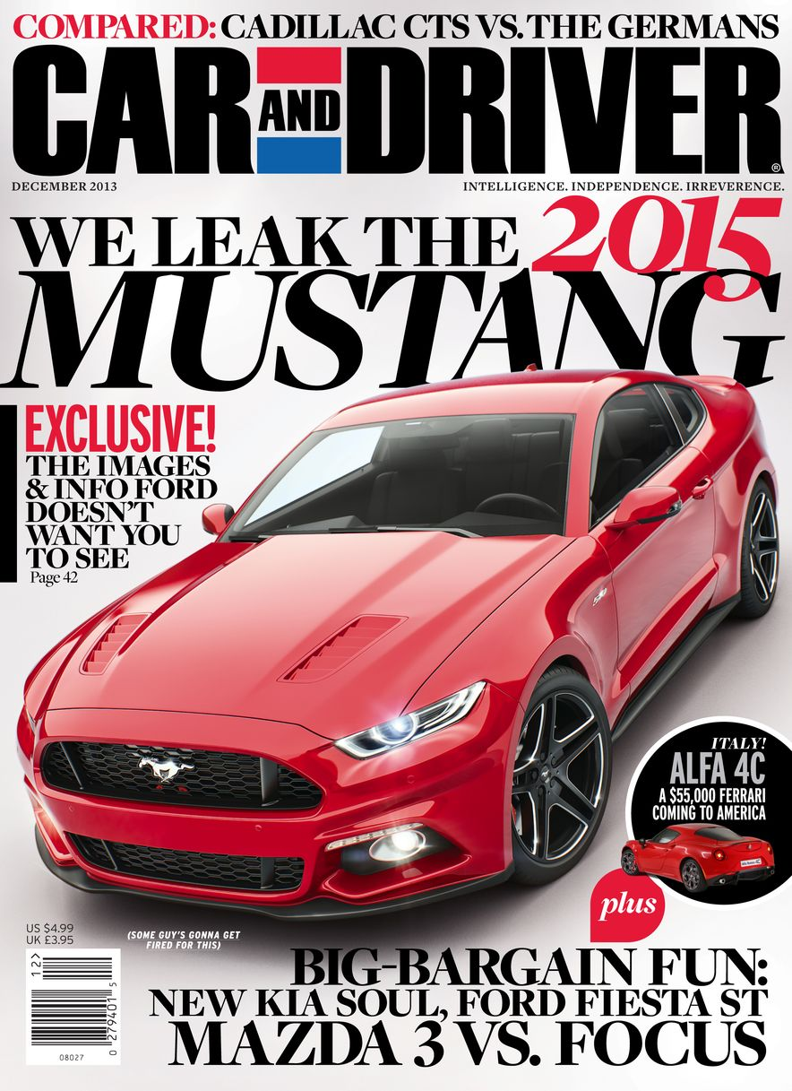 Going Millennial: The Car and Driver Covers of the 2000s and 2010s - Slide 169
