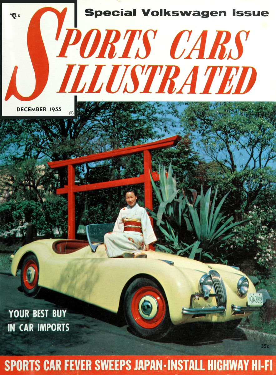 When We Were Young: The Car and Driver/Sports Cars Illustrated Covers of the 1950s - Slide 7