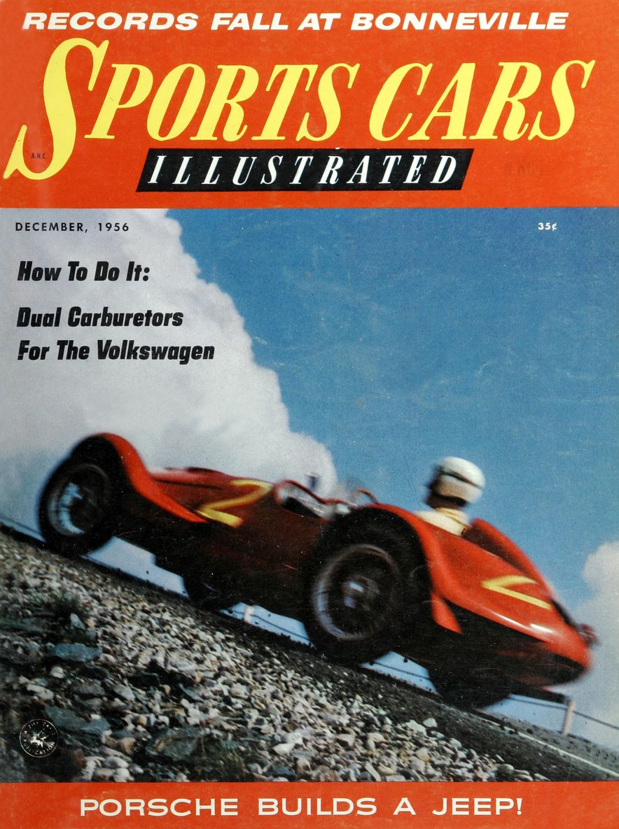 When We Were Young: The Car and Driver/Sports Cars Illustrated Covers of the 1950s - Slide 19