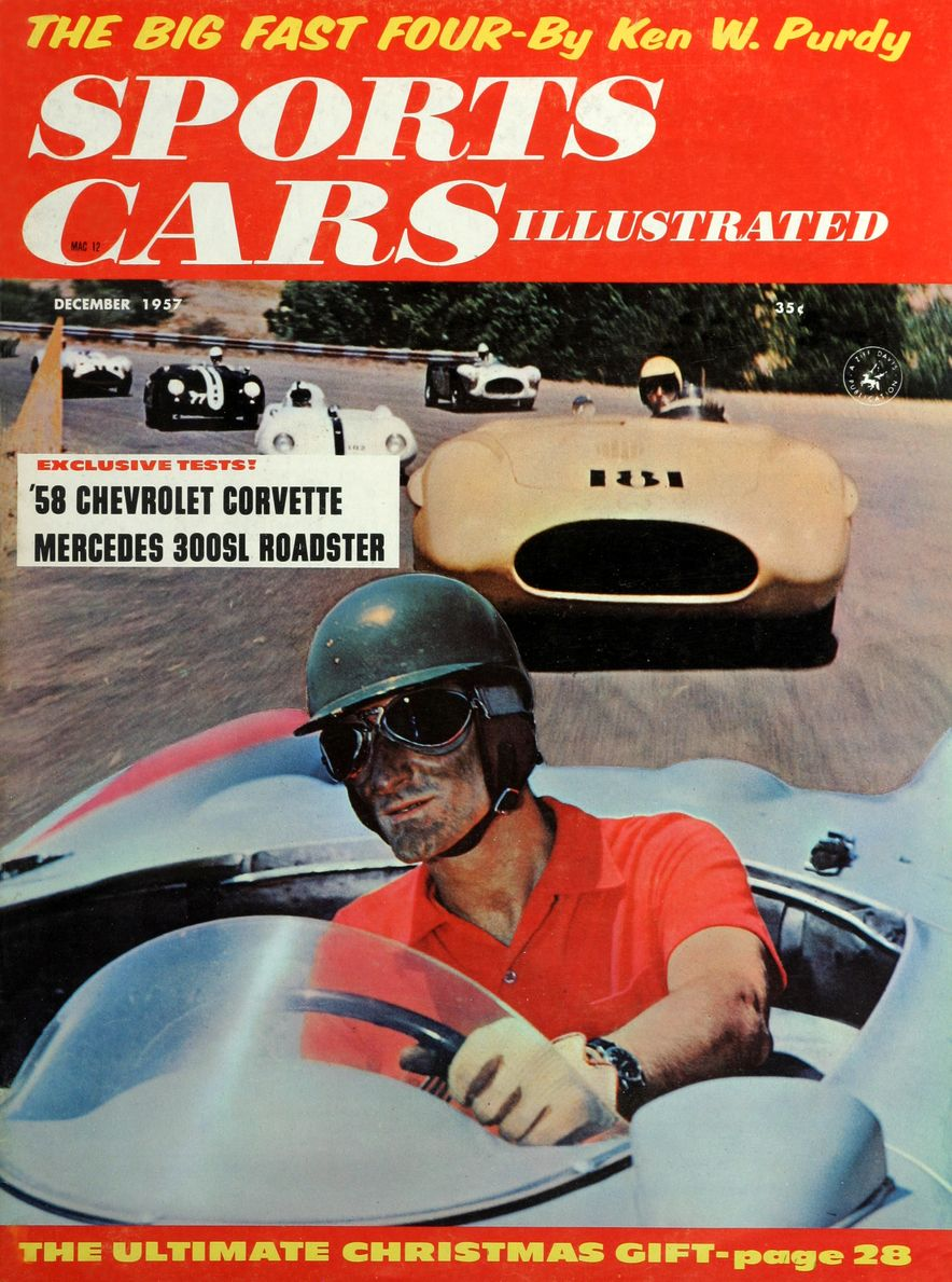 When We Were Young: The Car and Driver/Sports Cars Illustrated Covers of the 1950s - Slide 31