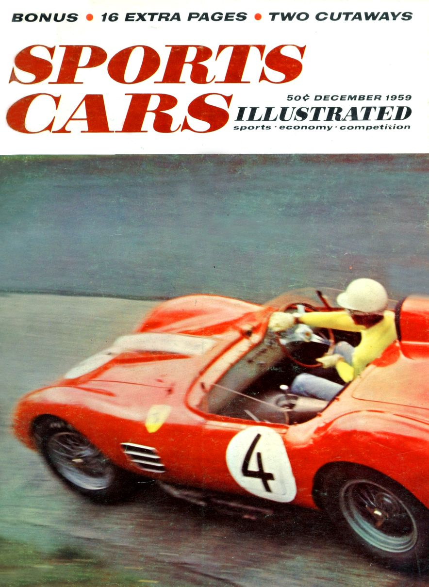When We Were Young: The Car and Driver/Sports Cars Illustrated Covers of the 1950s - Slide 55