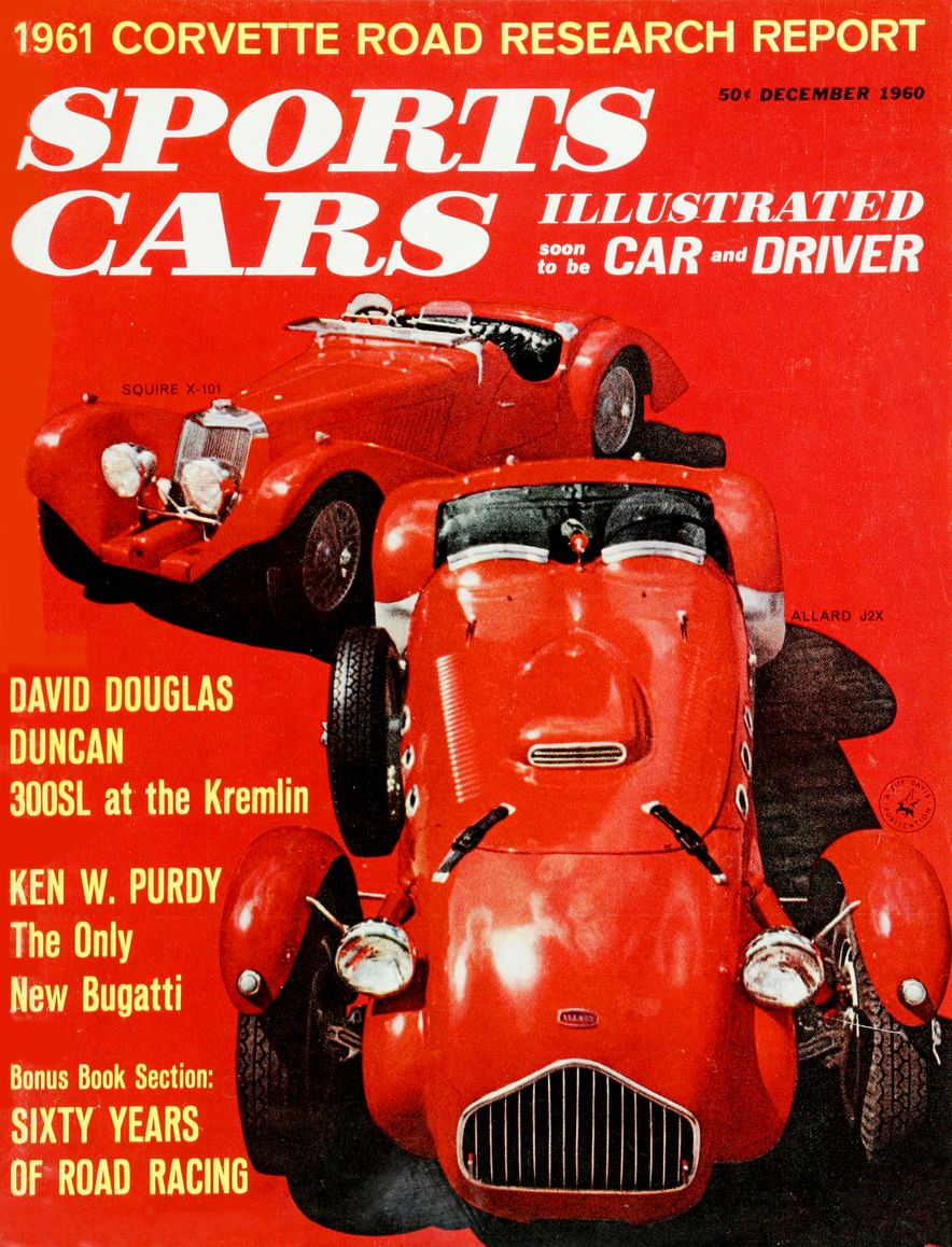 Getting Groovy and into the Groove: The Car and Driver Covers of the 1960s - Slide 13