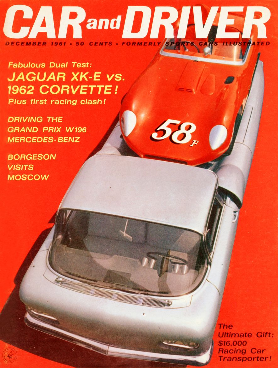 Getting Groovy and into the Groove: The Car and Driver Covers of the 1960s - Slide 25