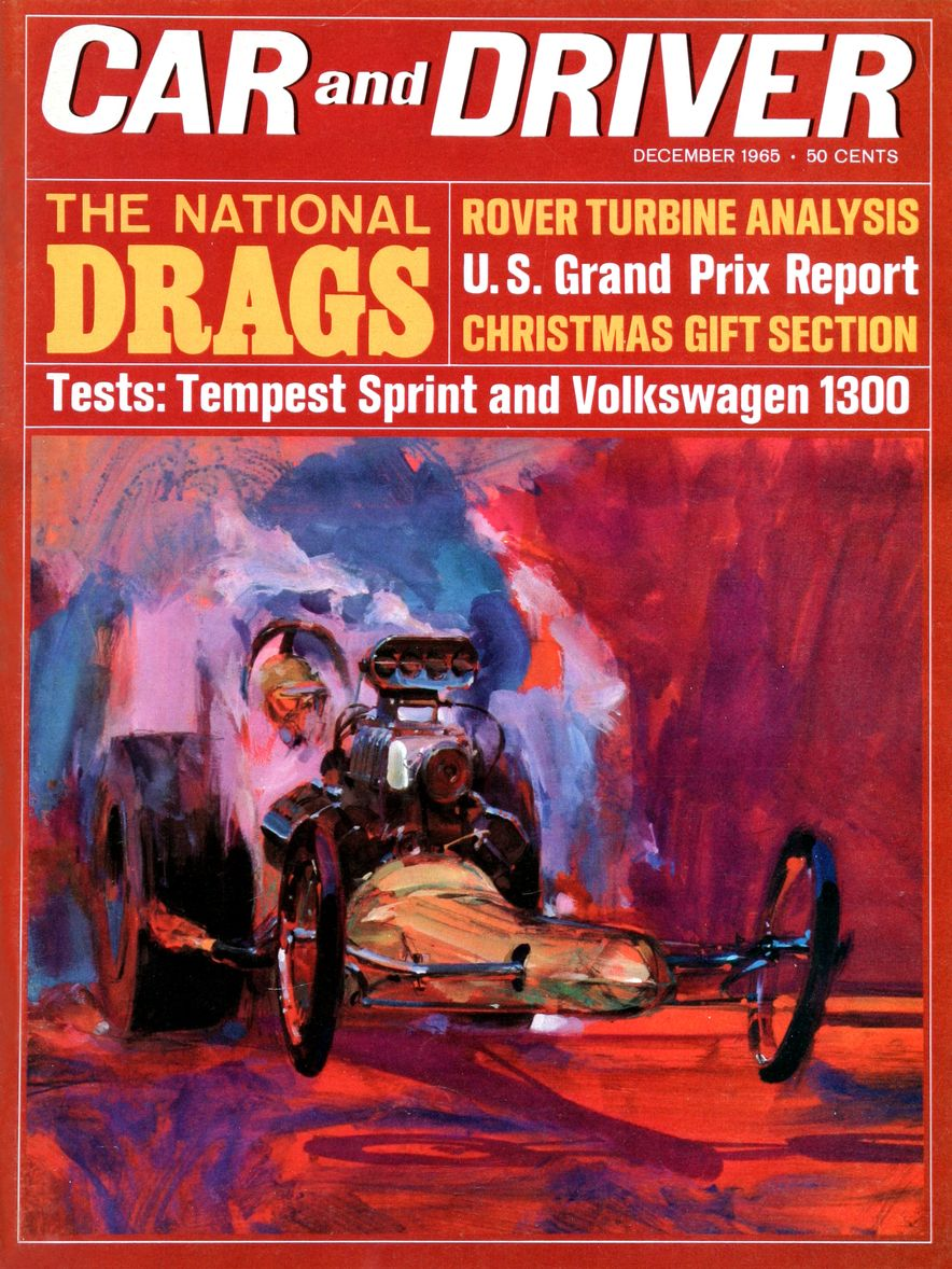 Getting Groovy and into the Groove: The Car and Driver Covers of the 1960s - Slide 73