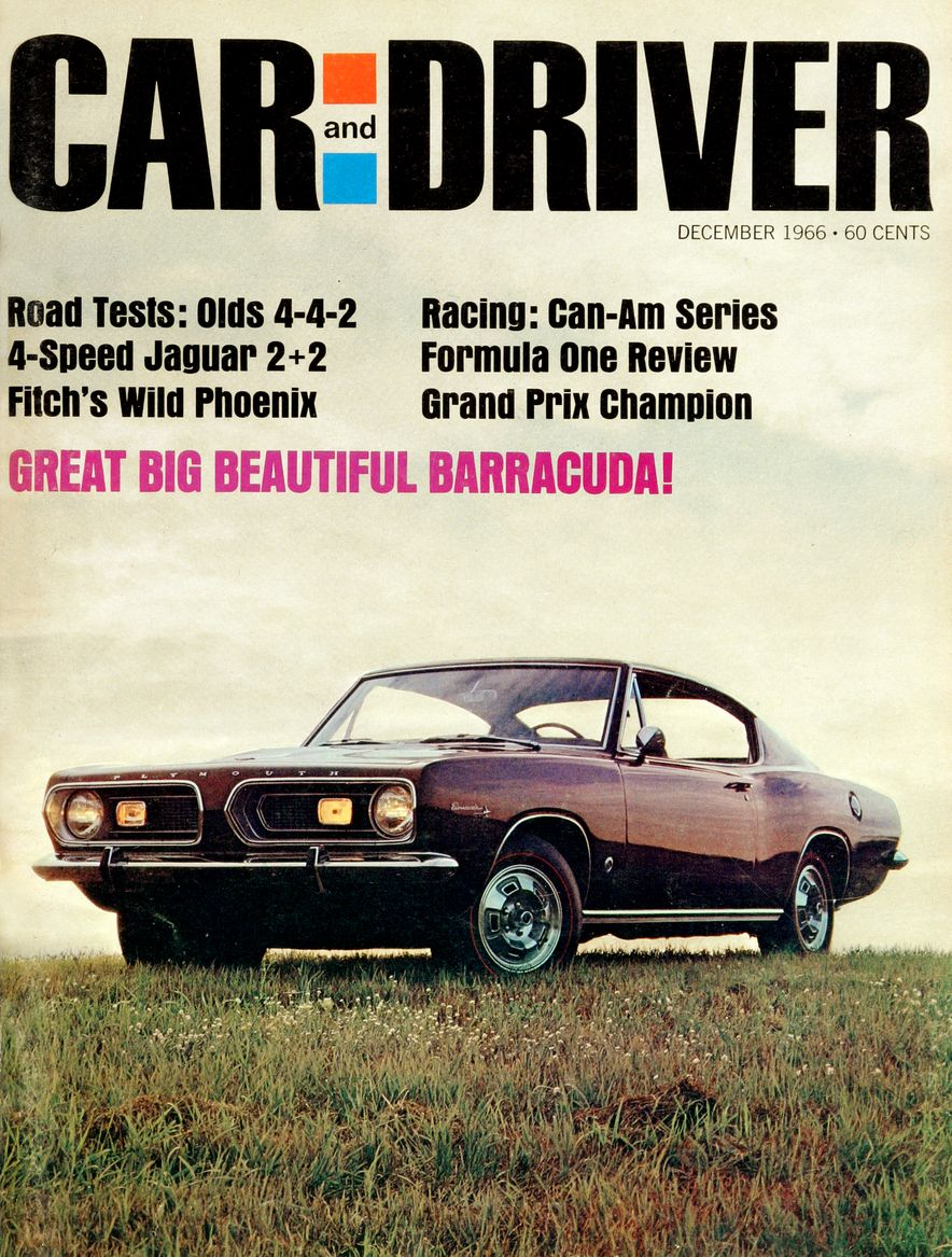 Getting Groovy and into the Groove: The Car and Driver Covers of the 1960s - Slide 85
