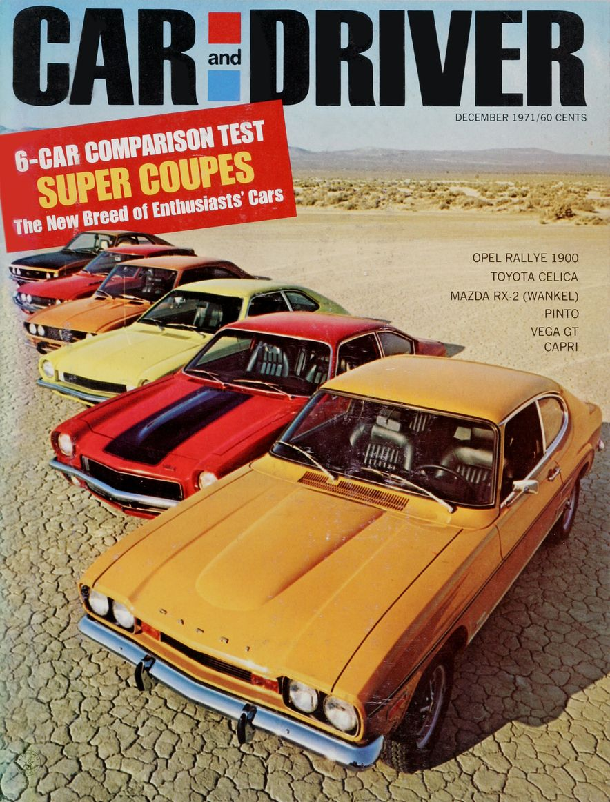 The Us Decade: The Car and Driver Covers of the 1970s - Slide 25