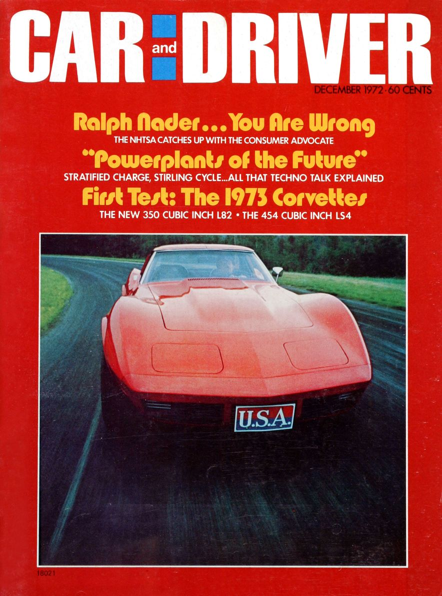 The Us Decade: The Car and Driver Covers of the 1970s - Slide 37