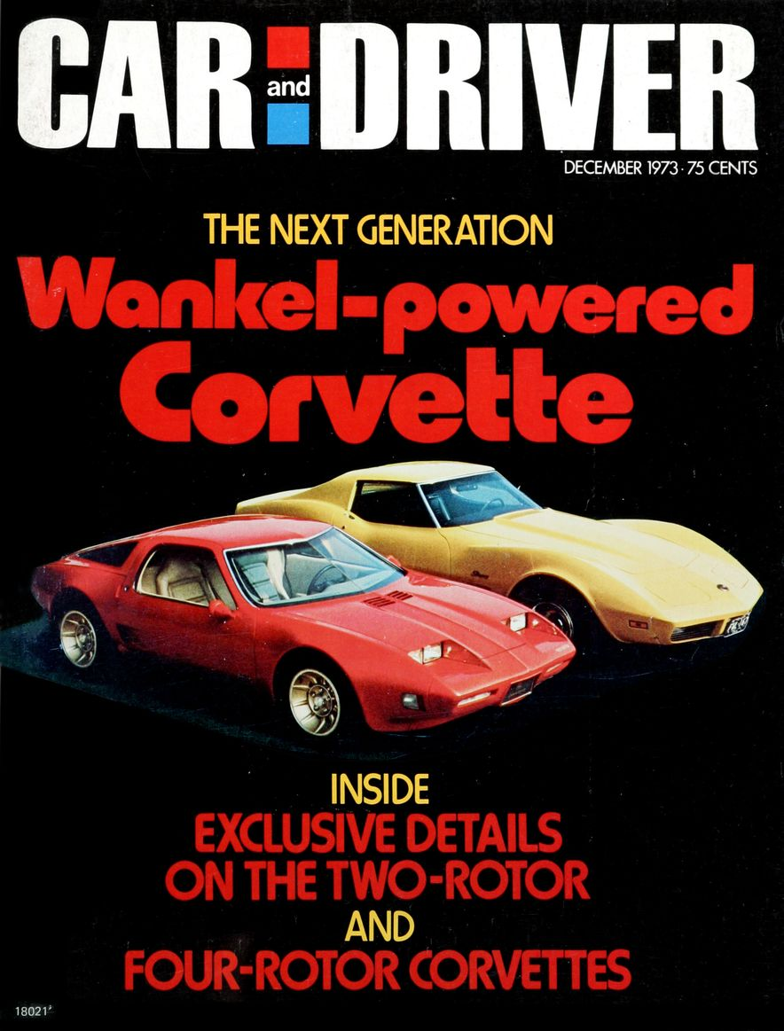 The Us Decade: The Car and Driver Covers of the 1970s - Slide 49
