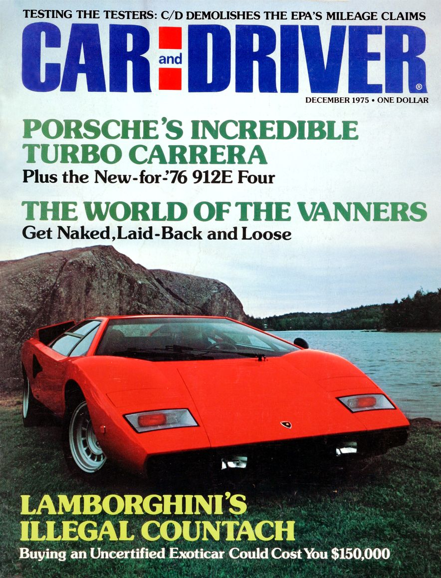 The Us Decade: The Car and Driver Covers of the 1970s - Slide 73
