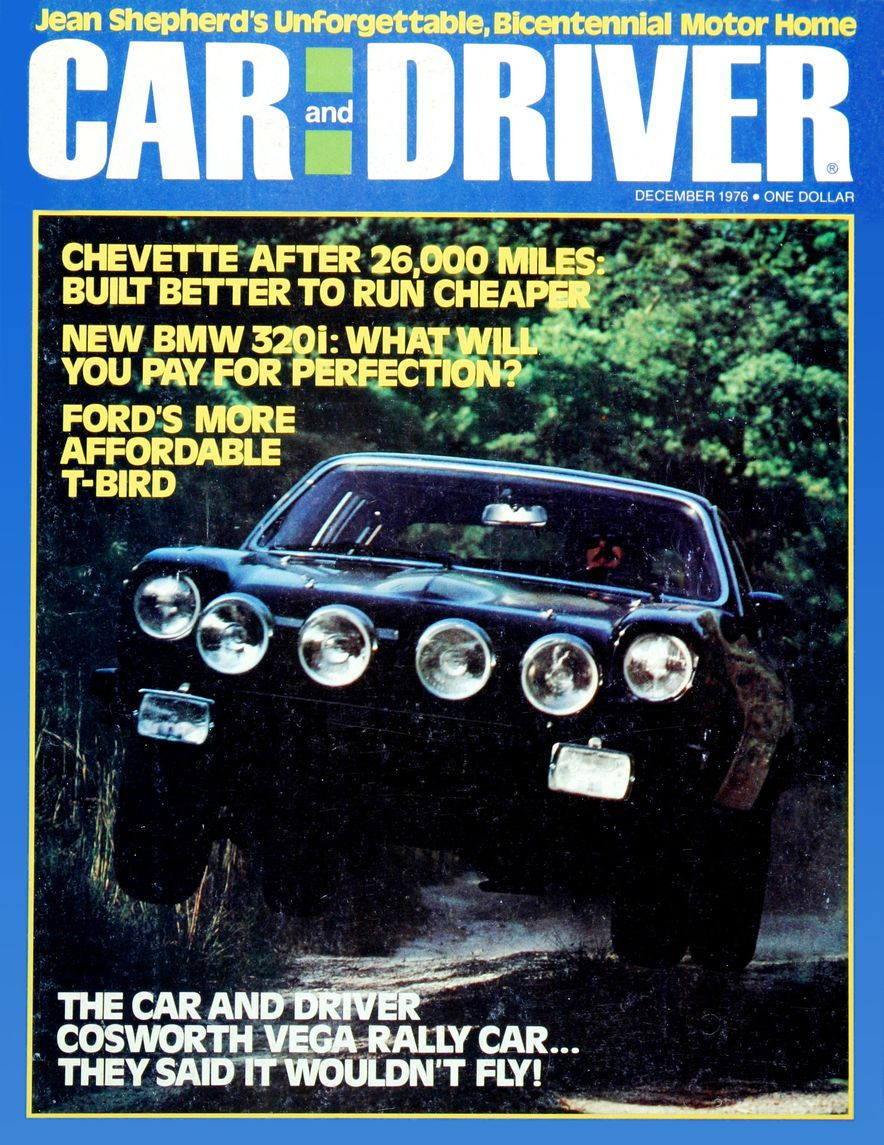 The Us Decade: The Car and Driver Covers of the 1970s - Slide 85