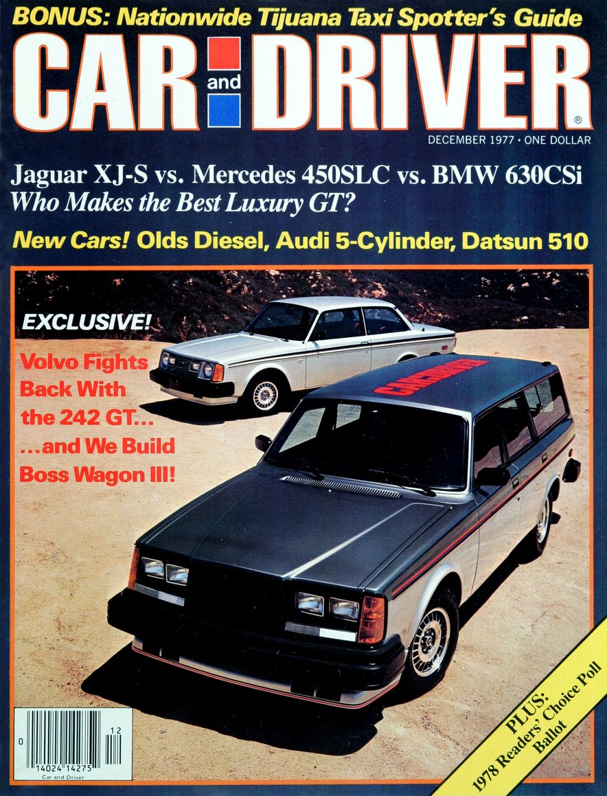 The Us Decade: The Car and Driver Covers of the 1970s - Slide 97