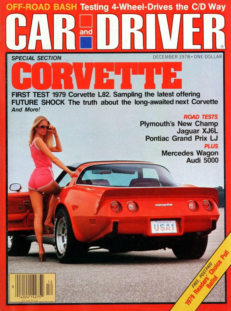 The Us Decade: The Car and Driver Covers of the 1970s - Slide 109
