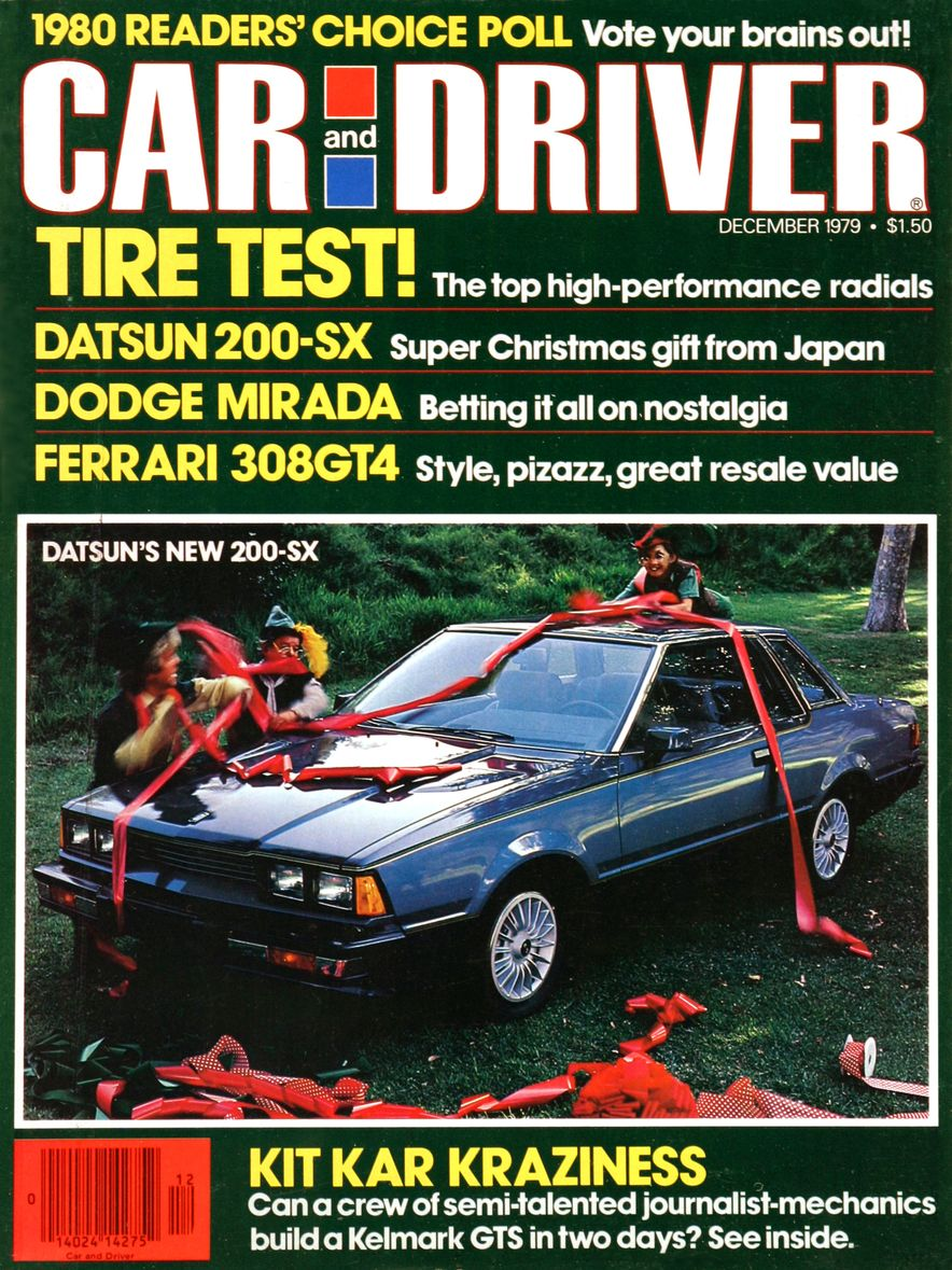 The Us Decade: The Car and Driver Covers of the 1970s - Slide 121