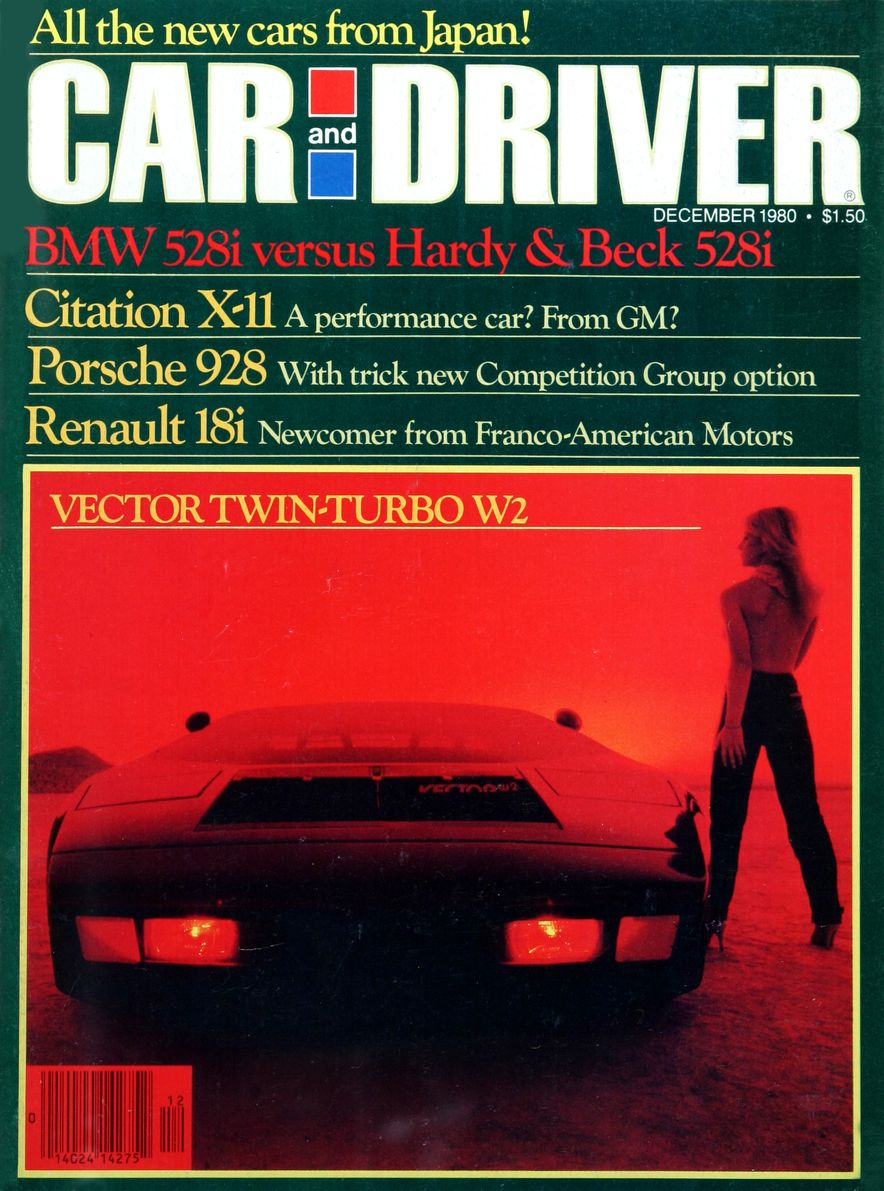 Like, Totally Rad: The Car and Driver Covers of the 1980s - Slide 13