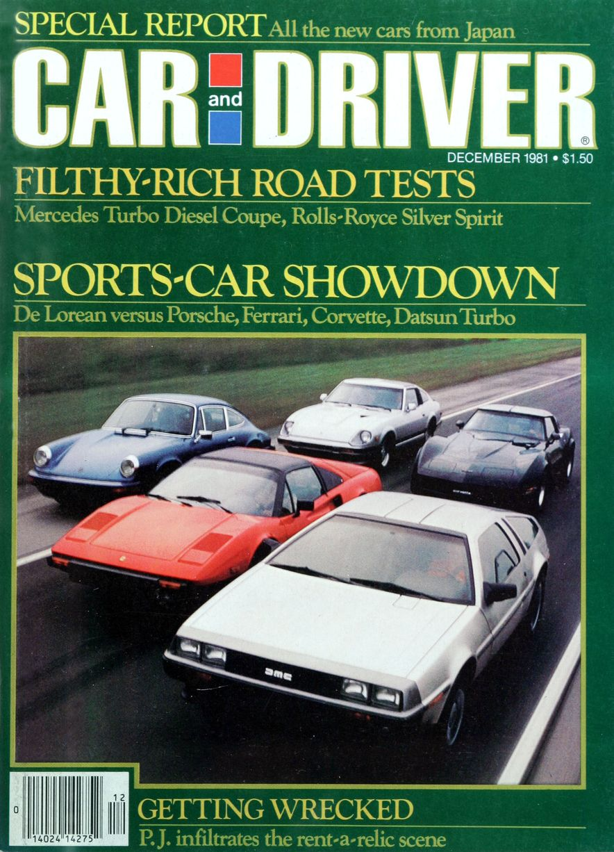 Like, Totally Rad: The Car and Driver Covers of the 1980s - Slide 25