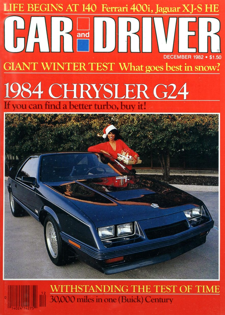 Like, Totally Rad: The Car and Driver Covers of the 1980s - Slide 37