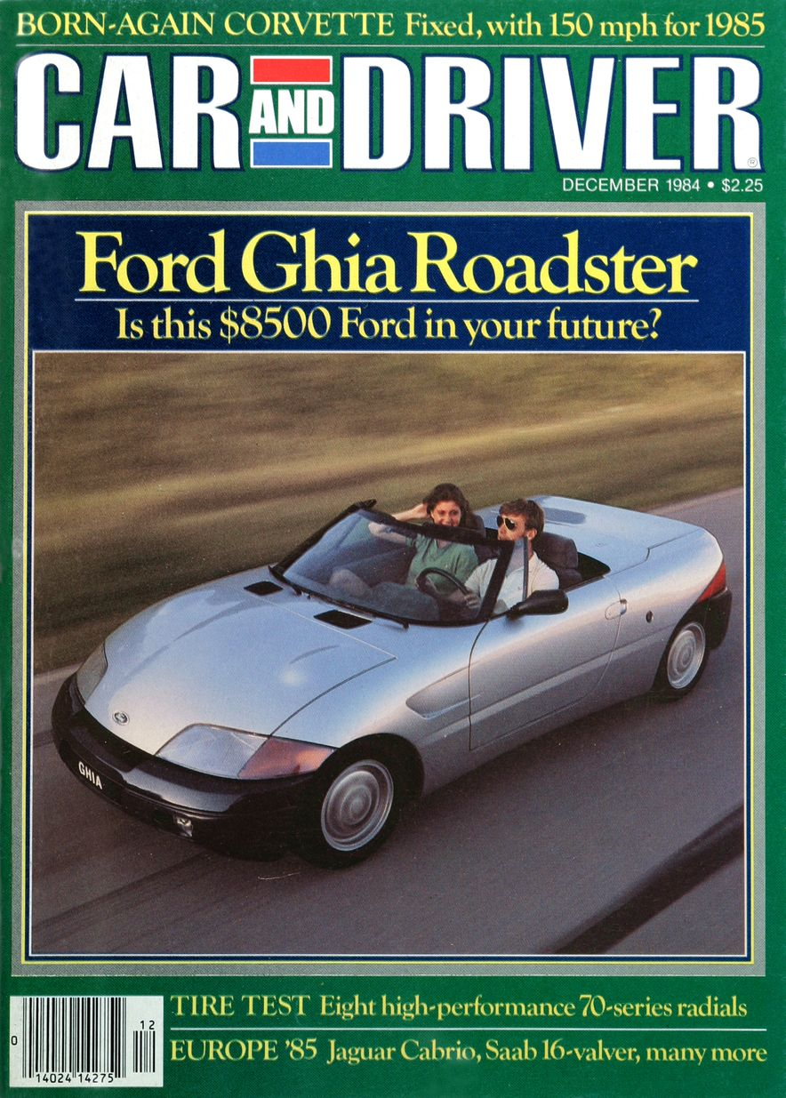 Like, Totally Rad: The Car and Driver Covers of the 1980s - Slide 61