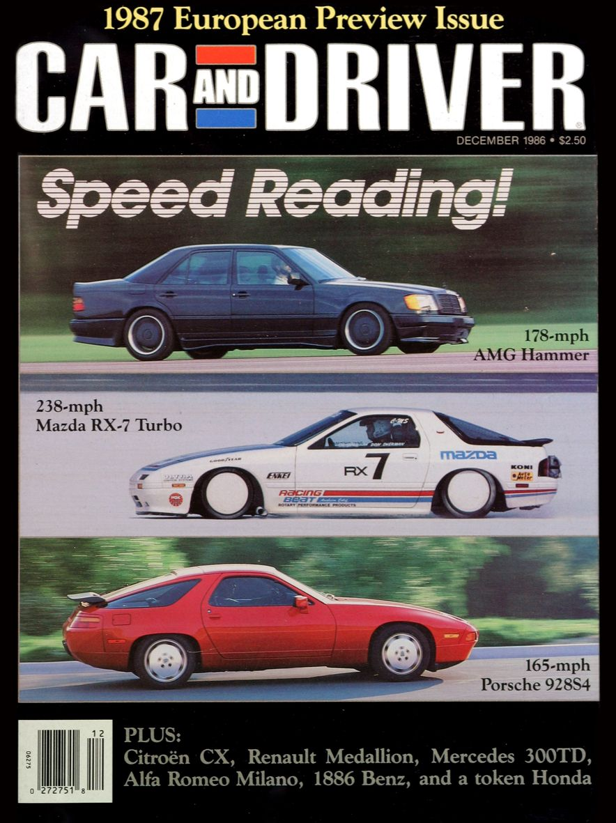 Like, Totally Rad: The Car and Driver Covers of the 1980s - Slide 85