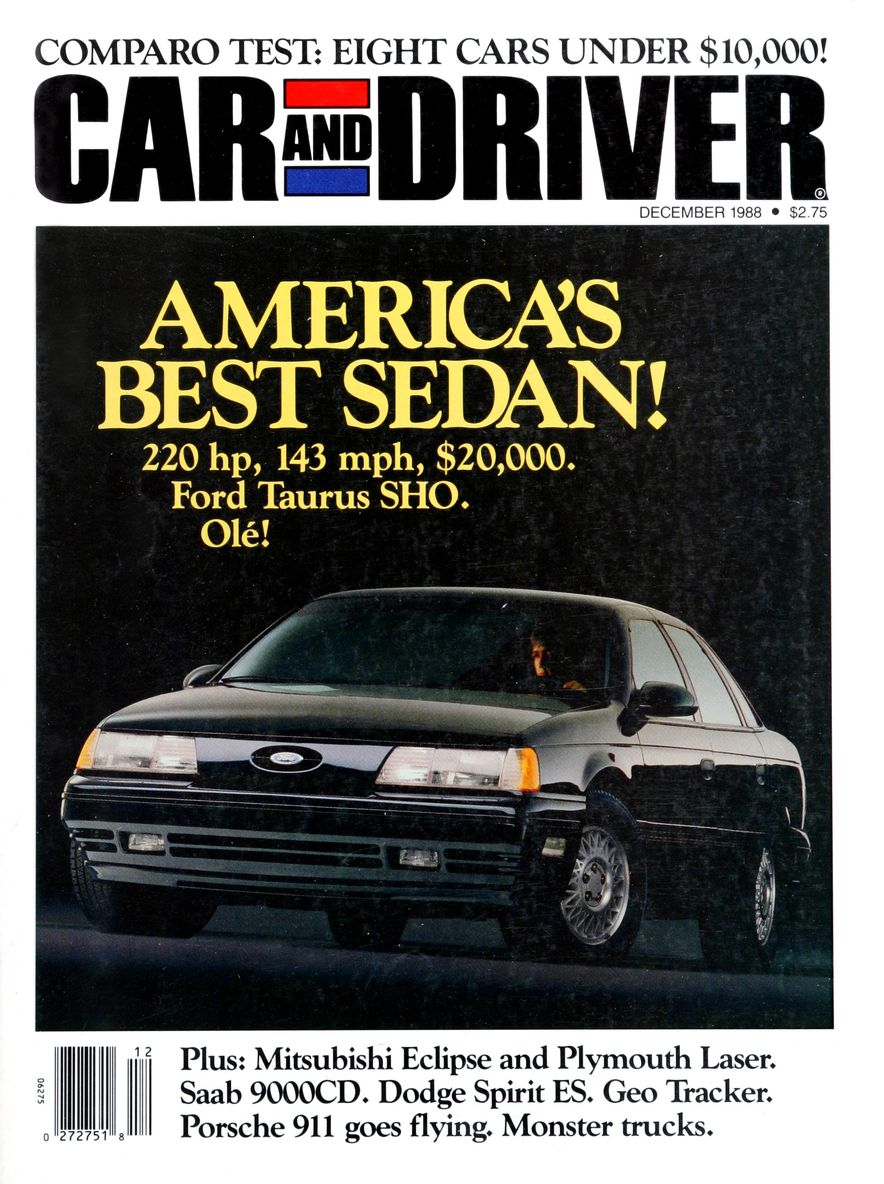 Like, Totally Rad: The Car and Driver Covers of the 1980s - Slide 109