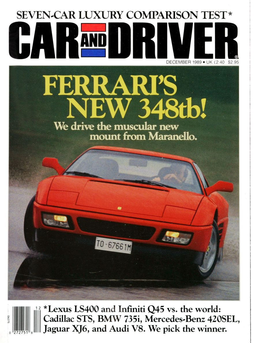 Like, Totally Rad: The Car and Driver Covers of the 1980s - Slide 121