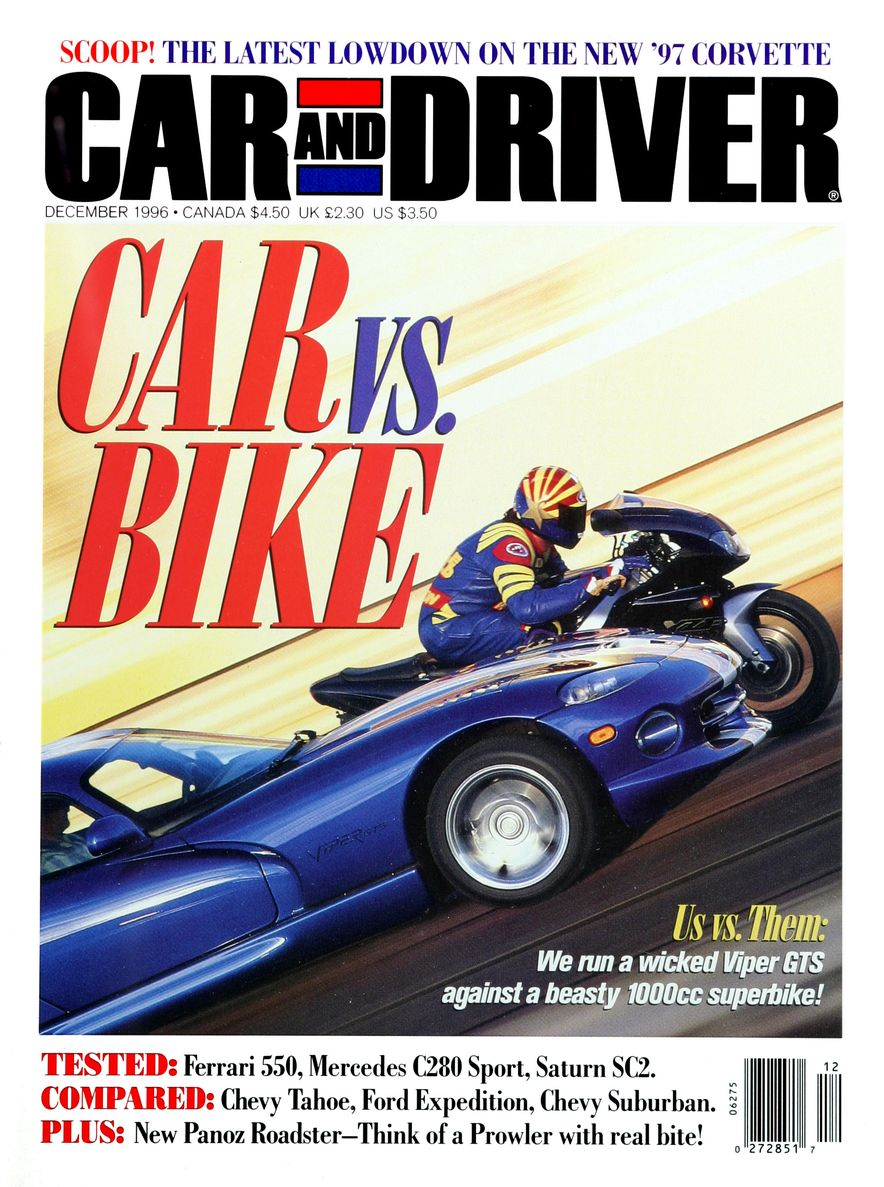 Formula C/D: The Car and Driver Covers of the 1990s - Slide 85
