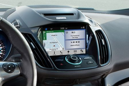 2016 Fiesta and Escape Will Be the First Fords with Sync 3