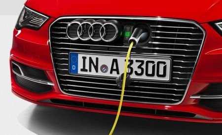 Audi Q6 Electric Vehicle to Also Offer Plug-In and Fuel-Cell Powertrains