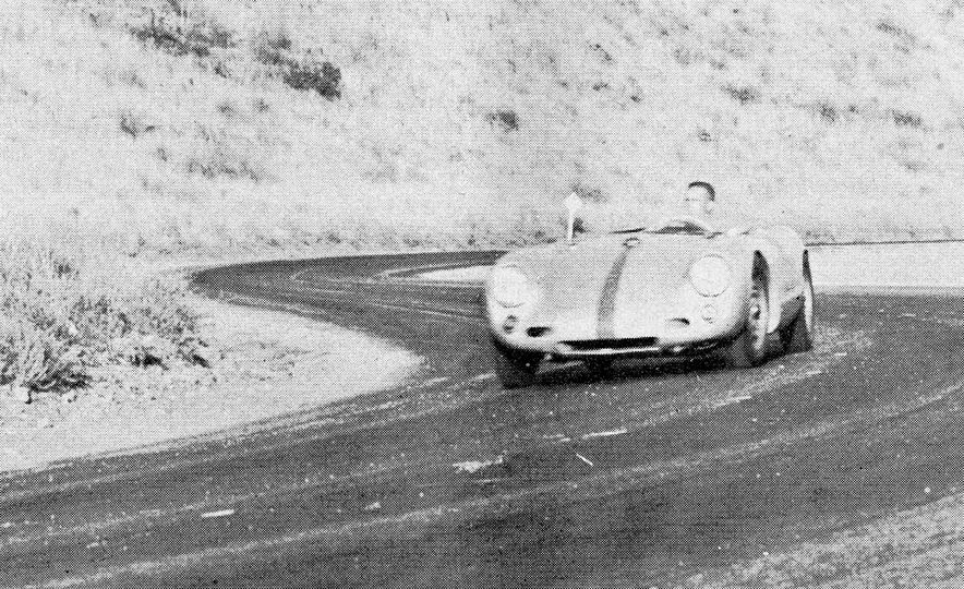 Car and Driver Tested: The 10 Quickest Cars of the 1950s - Slide 6
