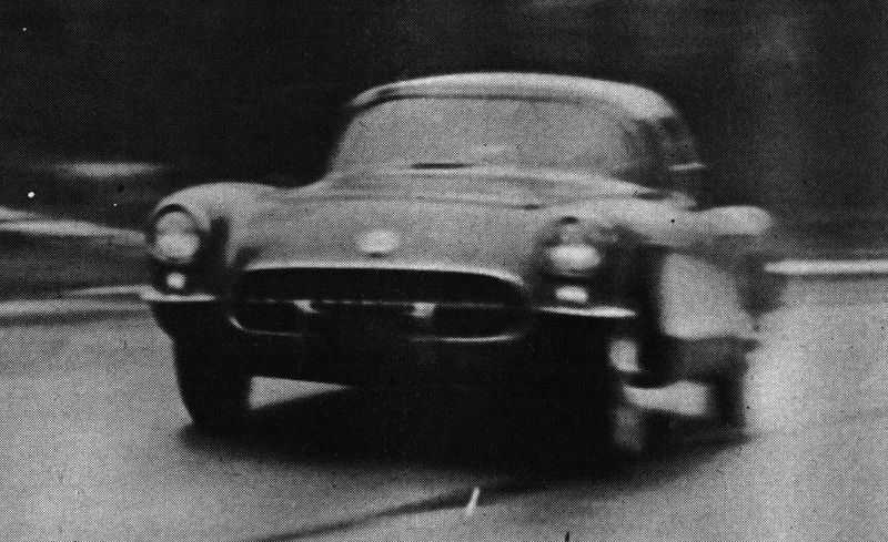 Car and Driver Tested: The 10 Quickest Cars of the 1950s - Slide 9