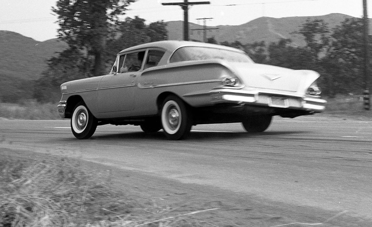 The Quickest Cars We've Tested, From 1955 to Today - Slide 5