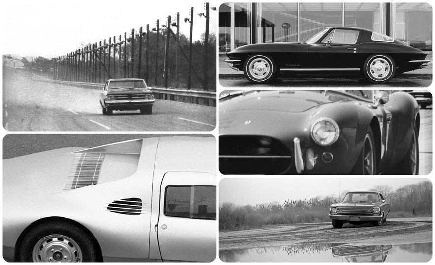 Car and Driver Tested: The 12 Quickest Cars of the 1960s - Slide 1