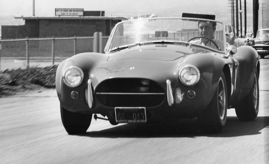 Car and Driver Tested: The 12 Quickest Cars of the 1960s - Slide 13