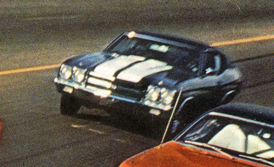 Car and Driver Tested: The 10 Quickest Cars of the 1970s - Slide 8
